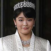 printesa japoniei renunta la titlu pentru a se marita cu un muncitor