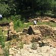 bogdan toader presedintele cj prahova la situl arheologic malaiesti