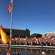 miting urias de sustinere a unitatii spaniei