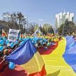 50000 de unionisti la chisinau cu ocazia marcarii a 98 de ani de la unirea basarabiei cu romania