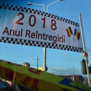 sustinatori ai unirii cu republica moldova au defilat cu o suta de masini de la bucuresti la ploiesti