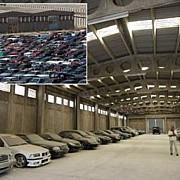 mii de masini abandonate in depozitele din grecia din cauza crizei