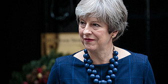 ce reactie a avut theresa may dupa ce a fost numita din greseala madame brexit
