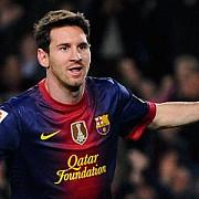 lionel messi desemnat cel mai bun marcator din istoria clublui fc barcelona