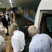 bucuresti o persoana s-a aruncat in fata metroului