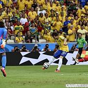 guillermo ochoa aduce un egal pentru mexic in meciul cu brazilia