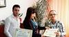 diploma de merit de la directia generala de asistenta sociala si protectia copilului sector 4 pentru presedintele de la mic news