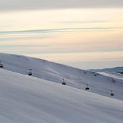 turistii pot schia in toate statiunile de pe valea prahovei
