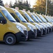 inca 96 de microbuze scolare donate de romania republicii moldova