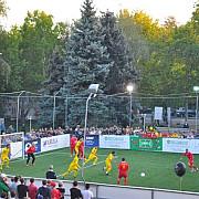 romania favorita campionatului european si mondial de minifotbal
