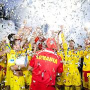 romania castiga al cincilea sau titlu european consecutiv la minifotbal