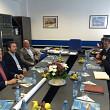 ministrul energiei razvan niculescu in vizita in prahova