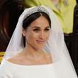 nunta regala rochia si buchetul de mireasa a lui meghan markle foto