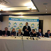 partidul miscarea populara are 15 parlamentari