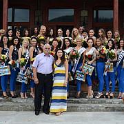 busteniul invadat de participantele la miss european tourism 2013