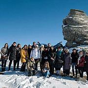 20 de agenti de turism din rmoldova incantati de valea prahovei