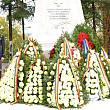 a fost inaugurat primul cimitir militar roman din federatia rusa