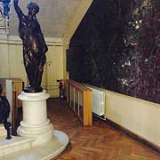 muzeul de arta racordat la sistemul de caldura al ploiestiului