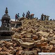 cel mai recent bilant al cutremurului din nepal