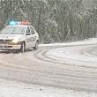 ninge abundent in toata tara