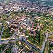 sase orase din romania care concureaza cu cele europene