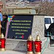 omagiu adus martirilor neamului romanesc la cernauti