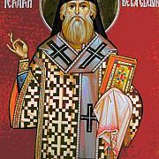 sfantul ierarh pahomie de la gledin episcopul romanului