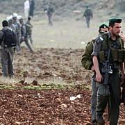 adolescent palestinian impuscat mortal de armata israeliana