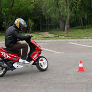 codul rutier cum poti obtine mai usor permis de scuter
