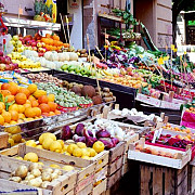 piata sau supermarket