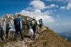 cate kilograme de gunoi au gasit voluntarii pe un munte din romania