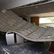 plafonul muzeului simbol al spatiului schengen s-a prabusit