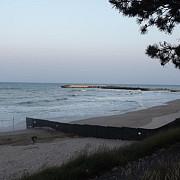 statiunea olimp neingrijita si pustie in prag de vara