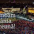proteste de amploare fata de modificarea legilor justitiei