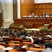 prima sedinta de plen 588 de parlamentari depun juramantul