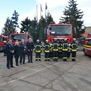 autospeciala noua pentru pompierii de la isu prahova