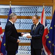 e oficial brexitul a fost declansat