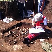 morminte din epoca bronzului gasite langa ploiesti