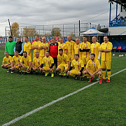 foto edilii prahoveni in selectionata primarilor din romania la meciul cu republica moldova
