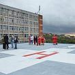 primul spital cu heliport pe acoperis din romania