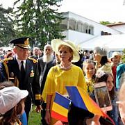 principesa margareta este noul presedinte al crucii rosii romane