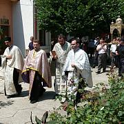 procesiune de sfantul ilie astazi la sinaia