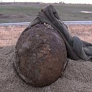 bomba din al doilea razboi mondial detonata la ploiesti video