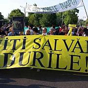 proteste pentru protejarea padurilor schweighofer ameninta cu plecarea