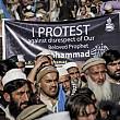 drapelele frantei incendiate in pakistan si gaza