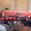 tinerii social democrati prahoveni la palatul parlamentului