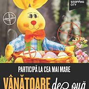vanatoarea de oua si targul de turism expo vacanta la ploiesti shopping city