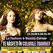 fashionbeauty corner continua in acest weekend la ploiesti shopping city
