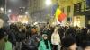 protestatarii din strada angajati ai multinationalelor