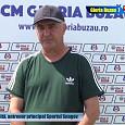 profesionalismul unui antrenor gloria buzau- sportul snagov 7-0